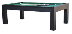 7 Feet Table Billiard with Dining Surface pictures & photos