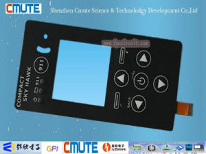 Clear LCD Window Matte Finish Overlay Membrane Switch pictures & photos