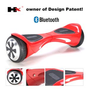 Factory Directly 6 Patents Double Bluetooth Speaker 2 Wheels Electronics Scooter pictures & photos