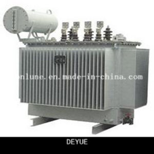 Power 33/0.4kv 2000kVA Power Distribution Transformer Oil Immersed Type Transformer