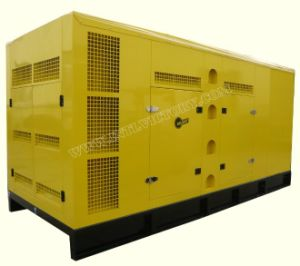 8kVA~200kVA Silent Type Diesel Generator Set with CE/CIQ/ISO/Soncap pictures & photos