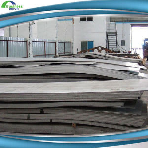 Steel Floor Plates a-572 Grade 50 for Shipping and Bridge Building pictures & photos