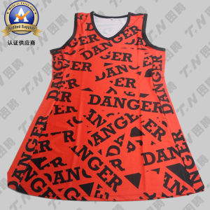 with Custom Design Netball Dresses
