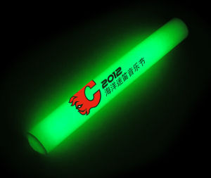 Party Toys Glow Foam Stick with Logo pictures & photos