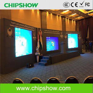 Chipshow Indoor P1.9 LED Full Color HD LED Display Wall pictures & photos