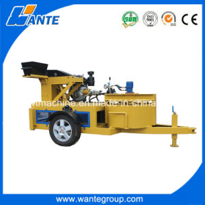 Wante Machinery Wt1-20m Interlocking Brick Machine with Mixer pictures & photos