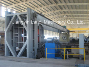 Hydrostatic Tester Fabrication and Assembly for Spiral Welded Pipe Mill pictures & photos