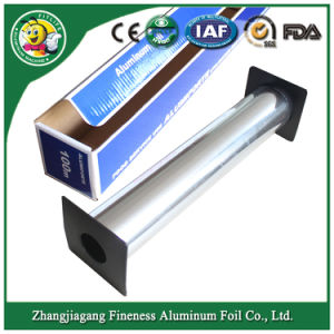 Quality Aluminium Foil Roll for Food Packaging Aluminium Foil pictures & photos