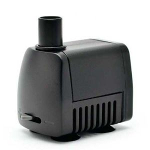Low Pressure Fountain Submersible Water Pump with LED