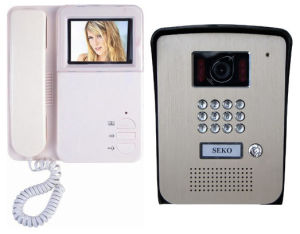 4 Inch Color Video Door Phone pictures & photos