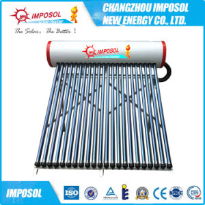 316 Stainless Steel Integrated Pressurized Heat Pipe Solar Water Heater (ChaoBa) pictures & photos