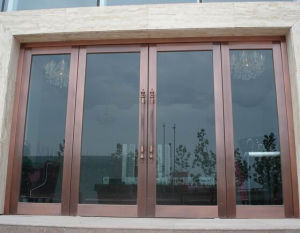 Industrial Aluminum Casement Door pictures & photos