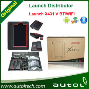100% Original Launch X431 V WiFi / Bluetooth Full System Diagnostic Tool Same Function as X431 5 Free Online Update pictures & photos