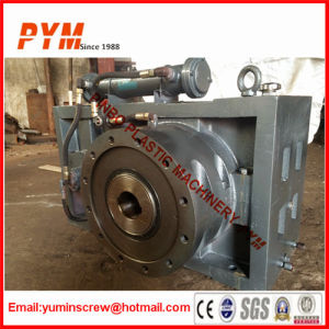 Single Screw Zlyj for Rubber Extrudering Gearbox pictures & photos