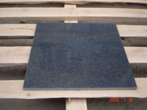 G654 Padang Dark Grey Granite Floor Tile pictures & photos