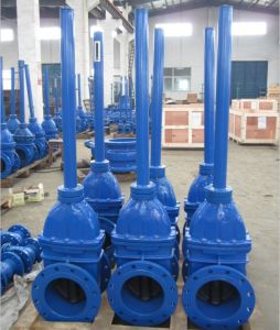Rising Stem Resilient Soft Seated Gate Valves