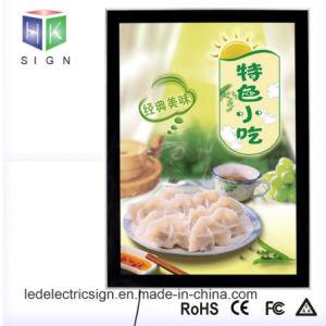 LED Menu Display Light Box pictures & photos