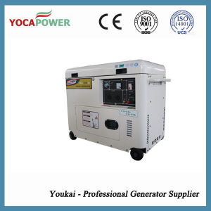 5kw Air Cooling Low Noise Diesel Generator Sets pictures & photos
