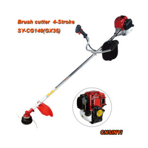Gas Brush Cutter Gx35 4-Stroke Clearing Saws pictures & photos