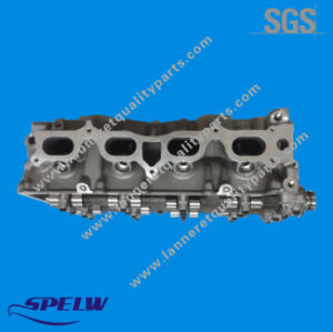 Complete Cylinder Head for Toyota Hilux/Innova/Forturner/Tacoma/Hiace pictures & photos