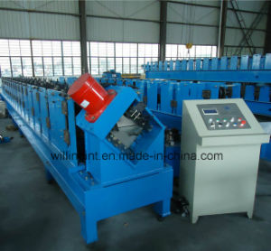 New Purlin Steel Stud Roll Forming Machine with Factory pictures & photos