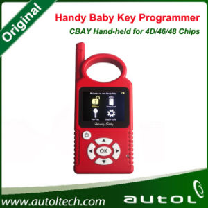 Hot Sale Cbay Hand-Held Car Key Copy Auto Key Programmer for 4D/46/48 Chips Handy Baby Key Programmer Original pictures & photos