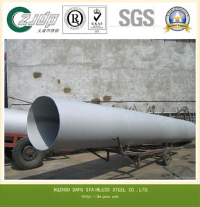 Manufacturer ASTM 347/347H Welded Stainless Steel Pipe pictures & photos
