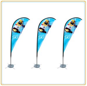 5.5m Lightweight Bow Beach Flag Banner pictures & photos