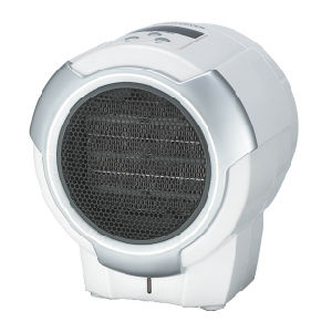 PTC Heater with 24h Electronic Timer