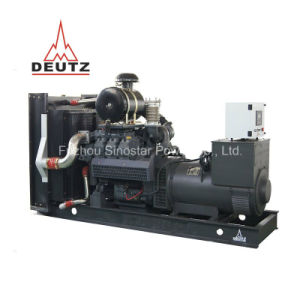 100kw 125kVA Container Deutz Electric Disel Generator Set with Stamford Alternator pictures & photos