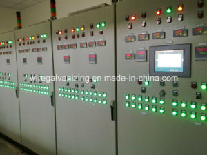 Steel Wire Zinc Coating Equipment pictures & photos