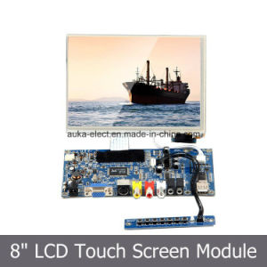 "8"" USB Touch Interface LCD SKD Module with LED Backlight/VGA/HDMI pictures & photos"