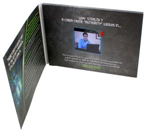2.8′′ TFT LCD Customized Promotional Invitation Video Greeting Brochure (VC-028) pictures & photos