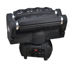 RGBW LED Beam Moving Head Spider Light pictures & photos
