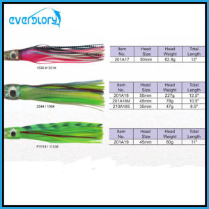 Colorful Skits Fishing Lure for Game Fishing pictures & photos
