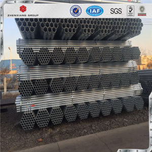 China Supplier Tianjin Q235 Q195 Low Carbon Steel Pipe Sizes pictures & photos