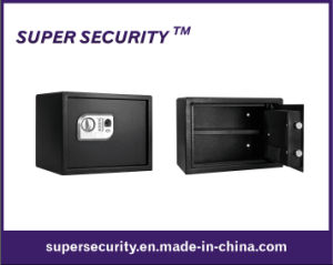 Steel Keypad Safe with Fingerprint Lock (SJD11) pictures & photos