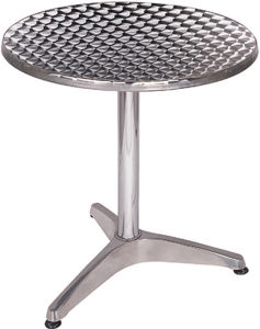 Hot Selling Aluminum Commercial Table (DT-06163S) pictures & photos