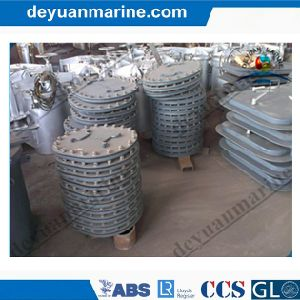 a Type Marine Manhole Cover for Ship/Boat pictures & photos