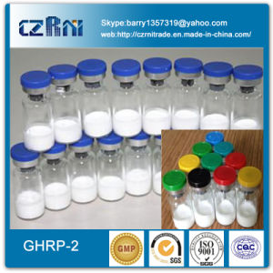 99% Purity Peptide Ghrp-2 Acetate Ghrp-2 of Hormone Growth pictures & photos