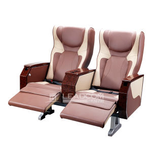 Leadcom Luxury Leather VIP Coach Seats for Sale Ck31 pictures & photos