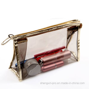 Water Proof PVC Makeup Bag Cosmetic Bag pictures & photos