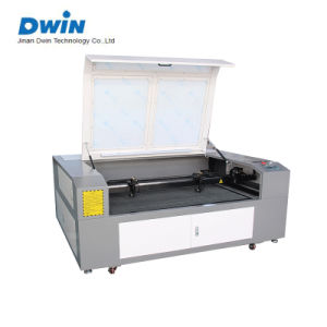 Double Head CO2 Laser Cutter Engraver for Acrylic Wood pictures & photos