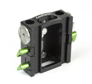 Black Anodized Aluminum Baseplate for Camera Cage OEM Service pictures & photos