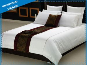 Hotel Bed Cover, Bed Runner pictures & photos