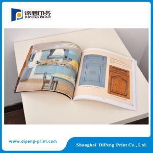 Printing Art Paper Perfect Binding Catalogues pictures & photos