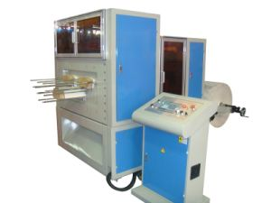 Automatic Paper Cutting Machine for Ice Cream / Water pictures & photos