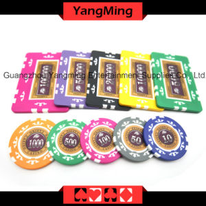 Sticker Poker Chip Set 760PCS (YM-MGBG003) pictures & photos