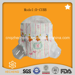 Wholesale Good Quality Disposable Baby Diaper OEM Brand pictures & photos