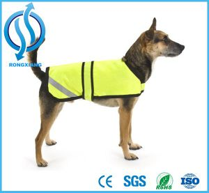 Yellow Dog Reflective Coveralls Pet Secutity Vests pictures & photos